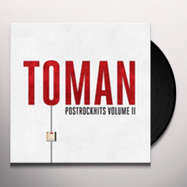 Toman POSTROCKHIYS II Vinyl Record
