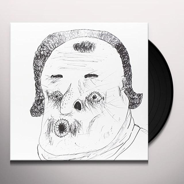 Sbarro Hottopic LAZER COMB Vinyl Record