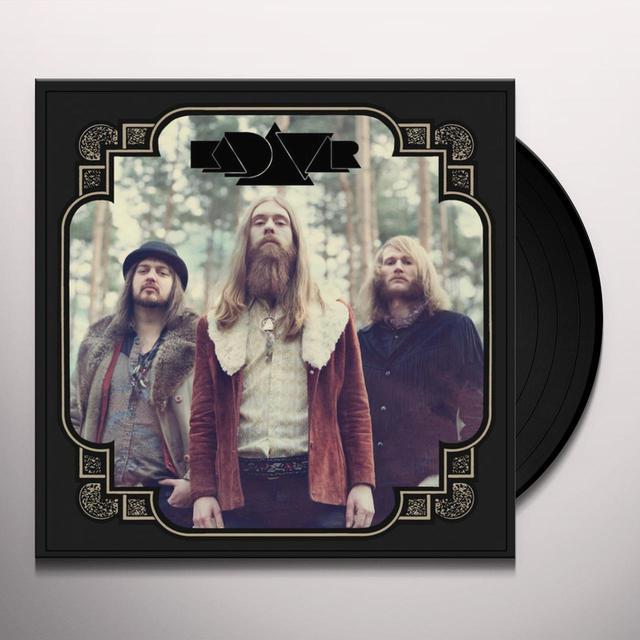 KADAVAR Vinyl Record