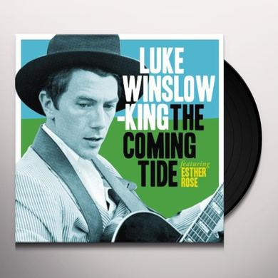 Luke Winslow-King COMING TIDE Vinyl Record