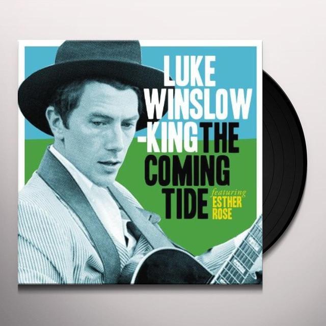 Luke Winslow-King COMING TIDE Vinyl Record