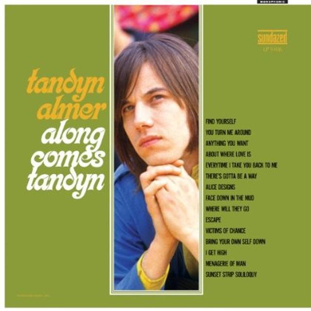 Tandyn Almer ALONG COMES TANDYN Vinyl Record