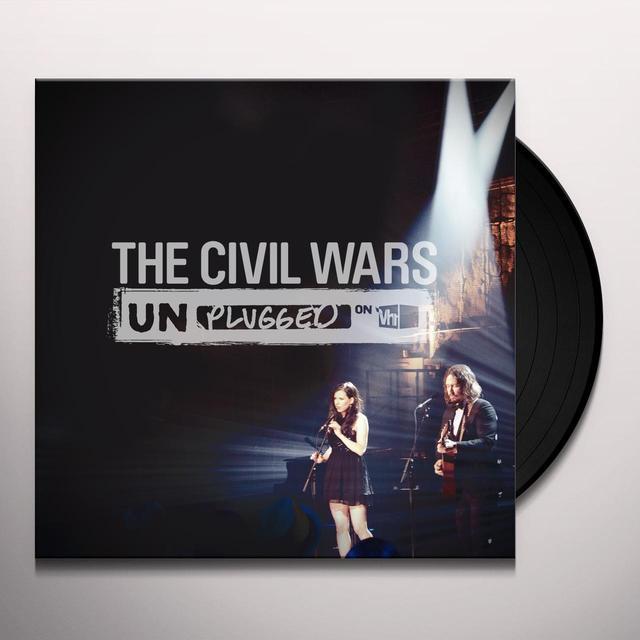 CIVIL WARS: UNPLUGGED ON VH1 Vinyl Record