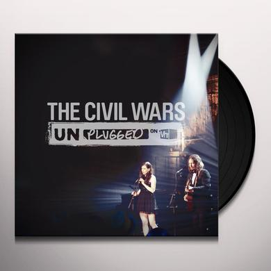 CIVIL WARS: UNPLUGGED ON VH1 Vinyl Record