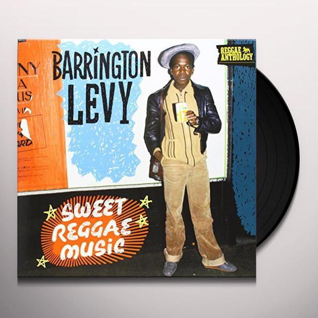 Barrington Levy SWEET REGGAE MUSIC Vinyl Record