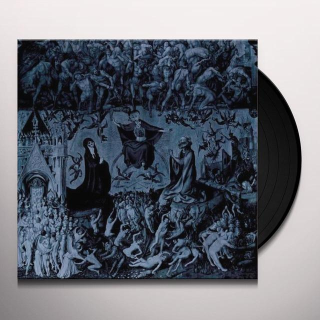Israthoum MONUMENT OF BRIMSTONE Vinyl Record
