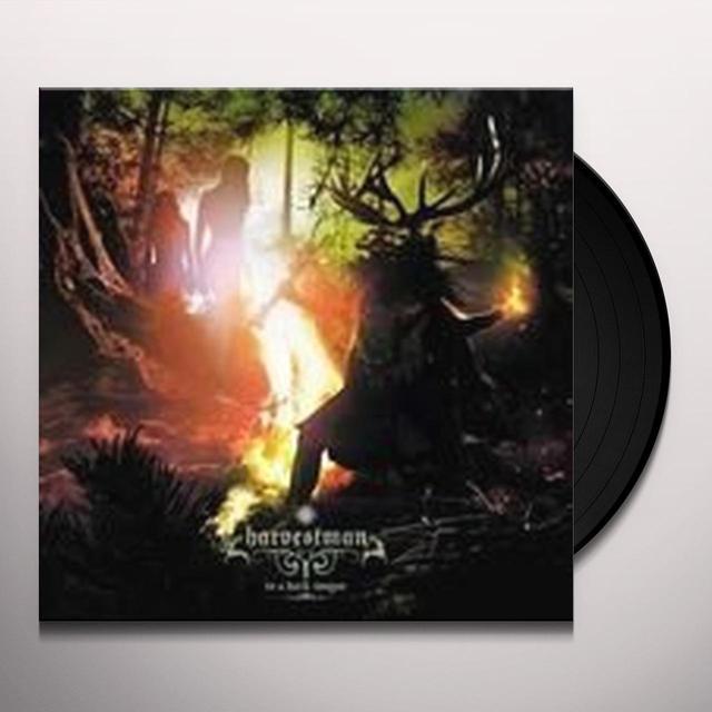 Harvestman IN A DARK TONGUE Vinyl Record - Portugal Import