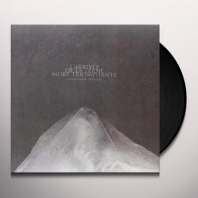 Gnaw Their Tongues L'ARRIVEE DE LAS TERNE MORT TRIOPHANTE Vinyl Record