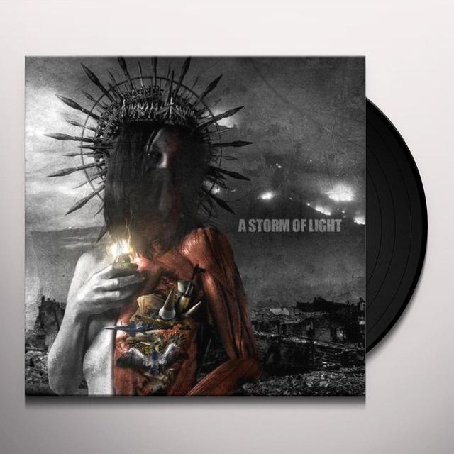 A Storm of Light  AS THE VALLEY OF DEATH BECOMES US Vinyl Record
