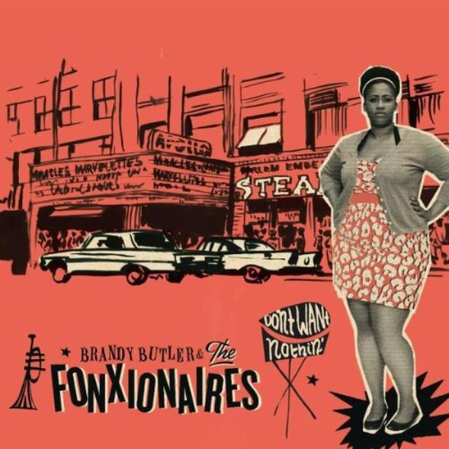 Brandy Butler & The Fonxionaires