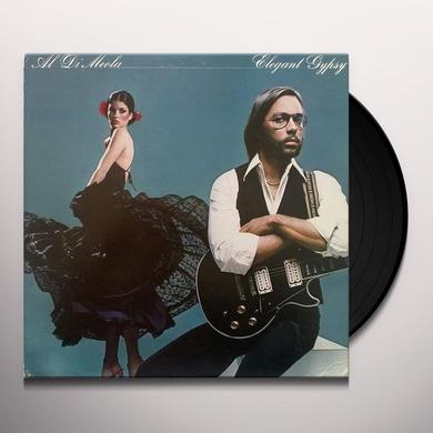 Al Di Meola ELEGANT GYPSY Vinyl Record - 180 Gram Pressing
