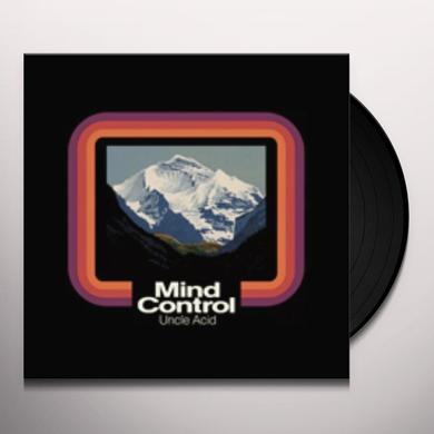 Uncle Acid & The Deadbeats MIND CONTROL Vinyl Record