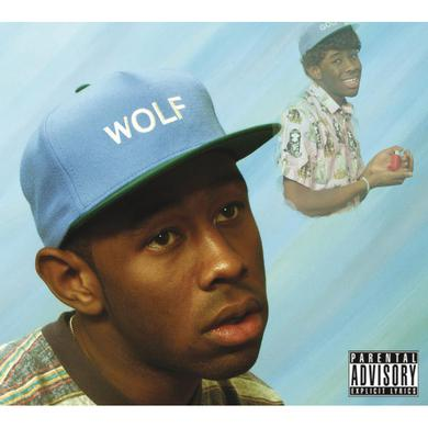 Tyler The Creator WOLF CD