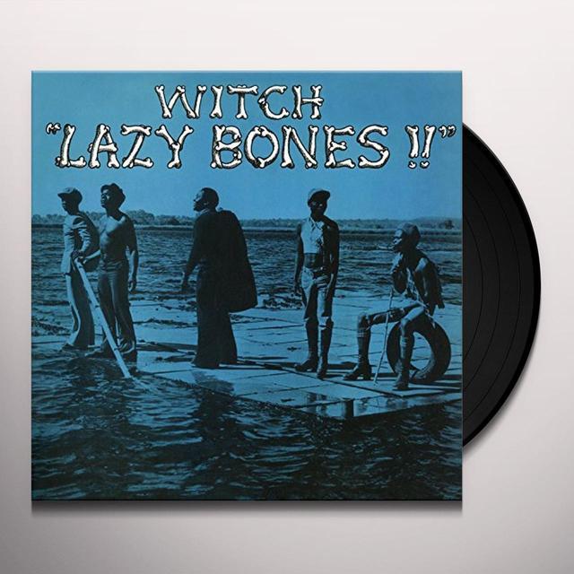 Witch LAZY BONES Vinyl Record