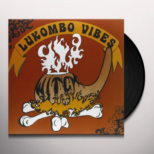 Witch LUKOMBO VIBES Vinyl Record