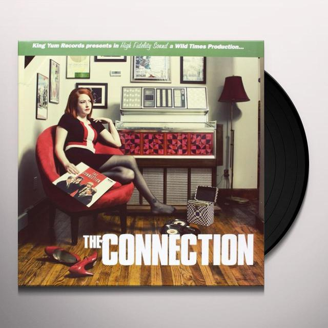 Connection! 7 NIGHTS TO ROCK Vinyl Record