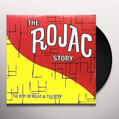 ROJAC STORY: THE BEST OF ROJAC & TAY-STER / VAR Vinyl Record