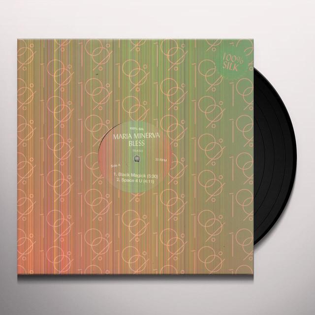 Maria Minerva BLESS Vinyl Record