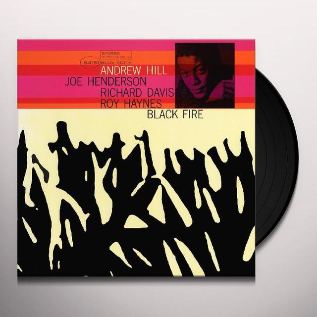 Andrew Hill BLACK FIRE (DLX) (OGV) (Vinyl)