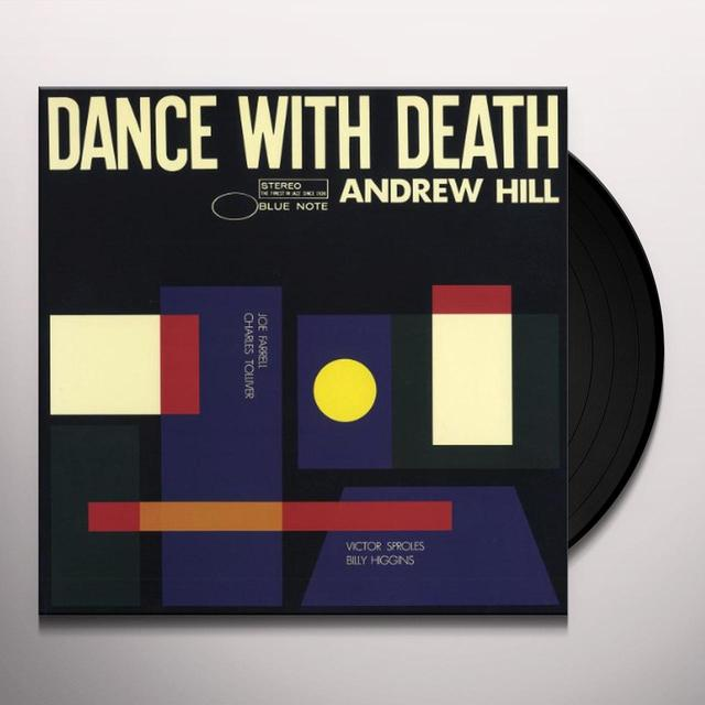 Andrew Hill DANCE WITH DEATH Vinyl Record - 180 Gram Pressing, Deluxe Edition