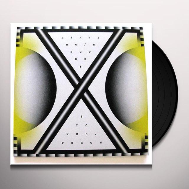 STONES THROW & LEAVING RECORDS: DUAL FORM / VAR Vinyl Record