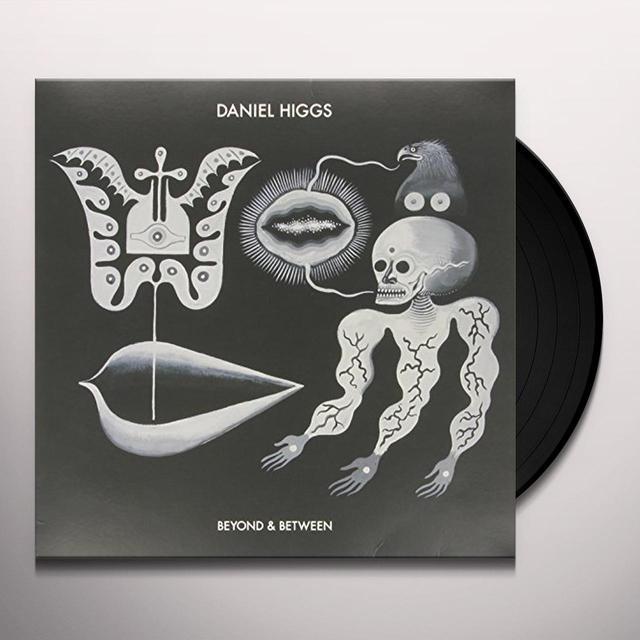 Daniel Higgs BEYOND & BETWEEN Vinyl Record