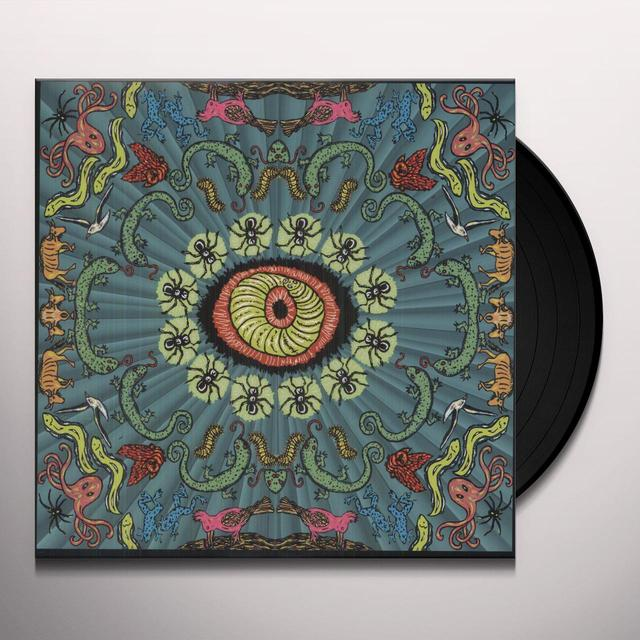 The Handsome Family WILDERNESS Vinyl Record