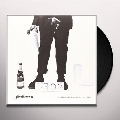 Fashawn CHAMPAGNE & STYROFOAM CUPS Vinyl Record
