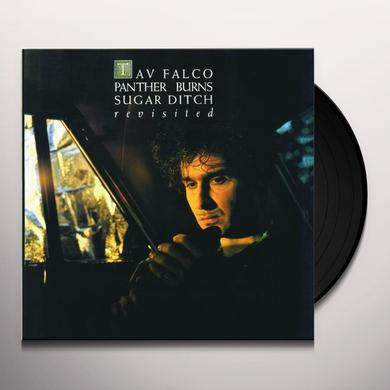 Tav / Panther Burns Falco SUGAR DITCH REVISITED / THE SHAKE RAG Vinyl Record