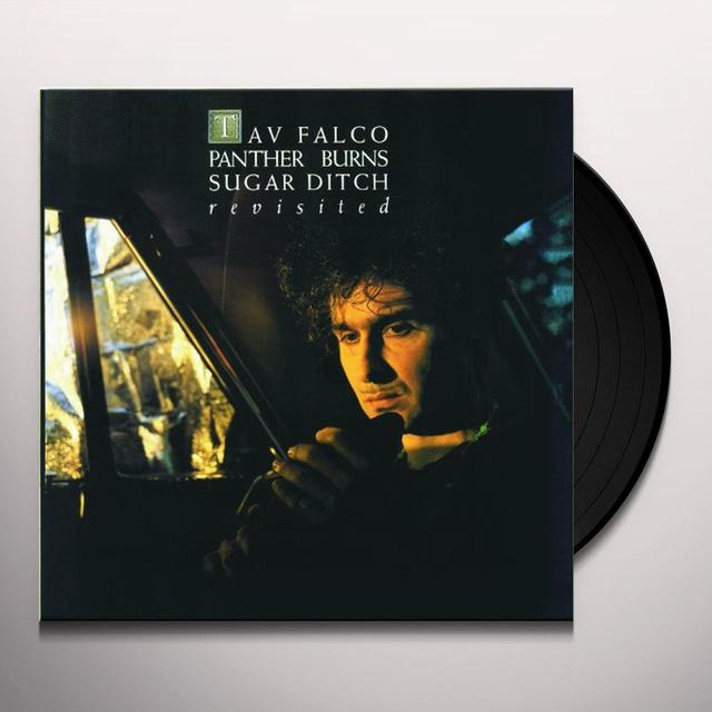 Tav / Panther Burns Falco SUGAR DITCH REVISITED / THE SHAKE RAG Vinyl Record