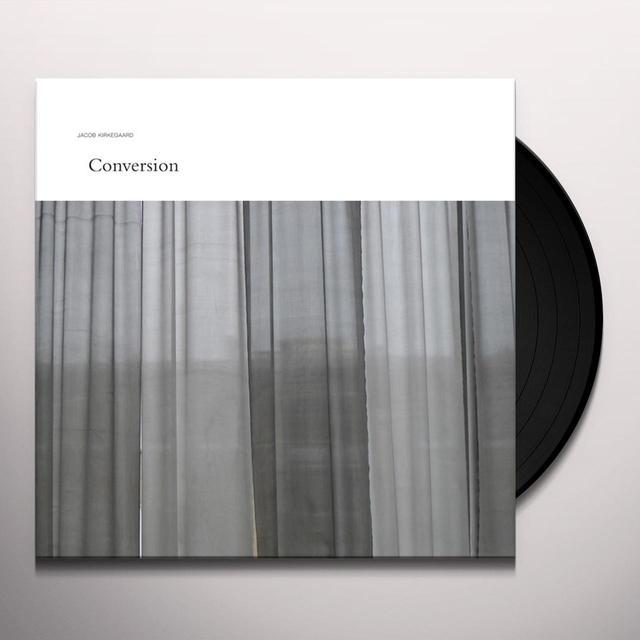 Jacob Kirkegaard CONVERSION Vinyl Record