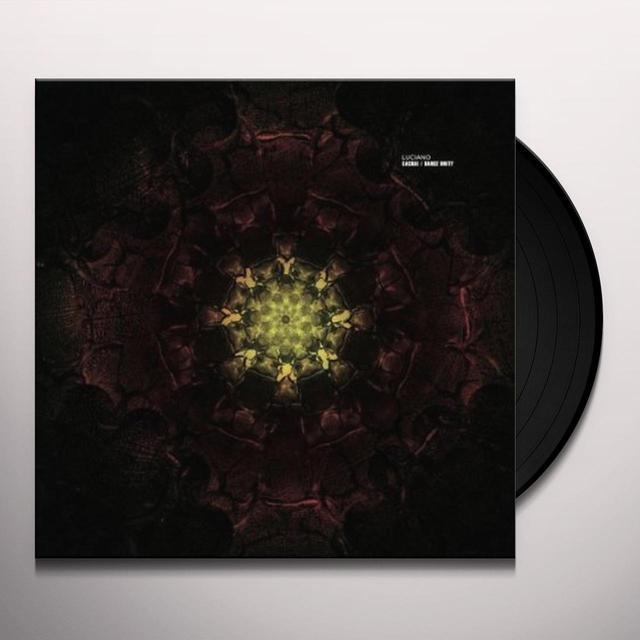 Luciano CACHAI / DANCE UNITY Vinyl Record