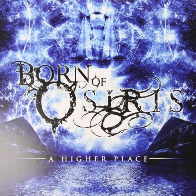 Born Of Osiris HIGHER PLACE Vinyl Record
