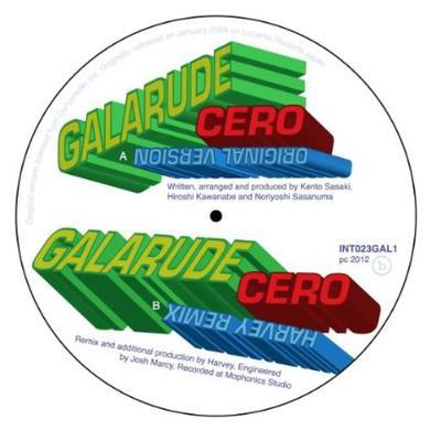 Galarude CERO 1 Vinyl Record