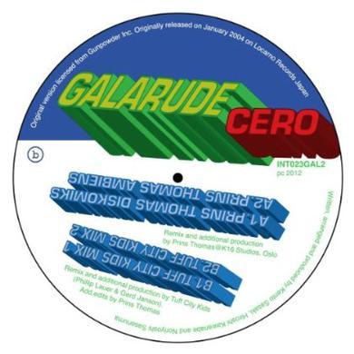 Galarude CERO 2 Vinyl Record