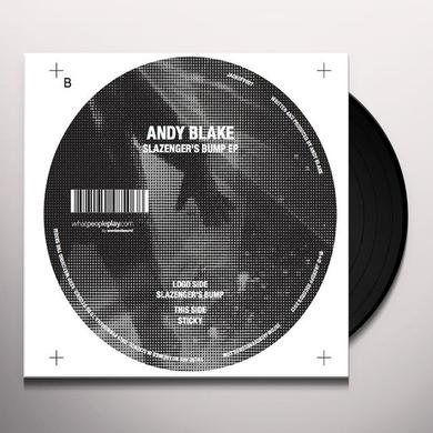 Andy Blake SLAZENGER'S BUMP Vinyl Record