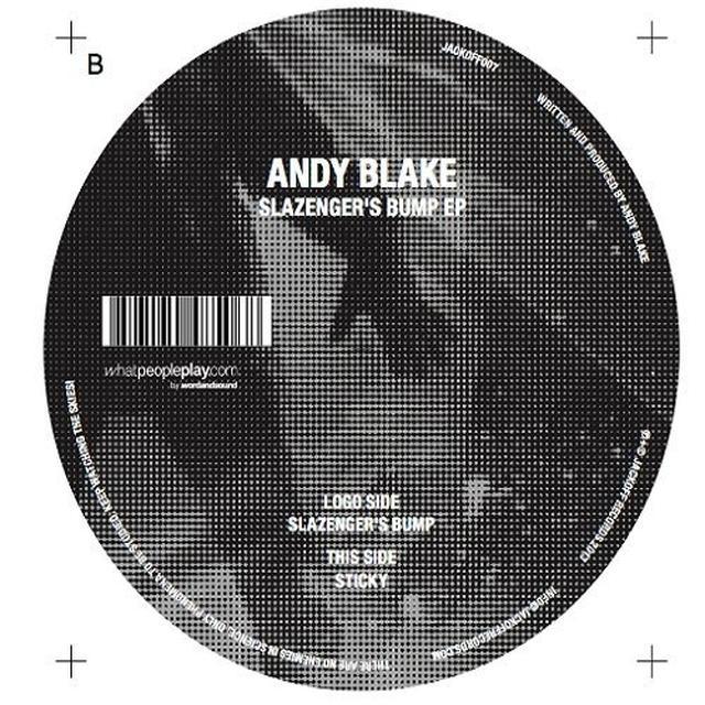 Andy Blake SLAZENGER'S BUMP (EP) Vinyl Record