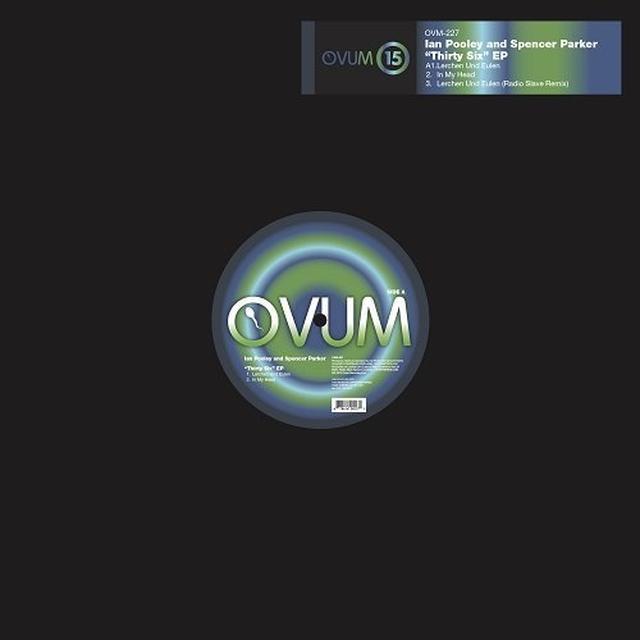 Ian Pooley / Spencer Parker THIRTY SIX (EP) Vinyl Record