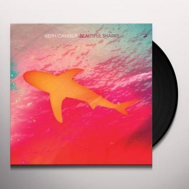 Keith Canisius BEAUTIFUL SHARKS Vinyl Record