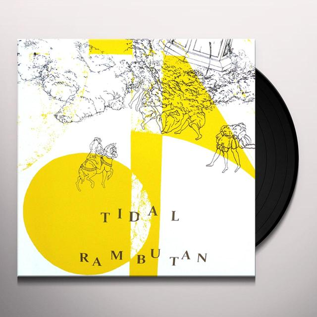 Tidal/Rambutan SOUNDS OF THE FUTURE / TRAPDOOR TO INFINITY Vinyl Record