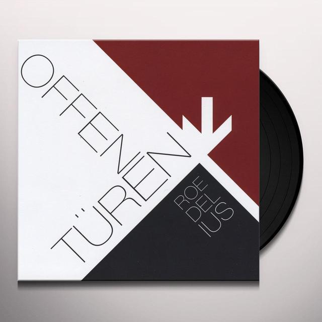 Roedelius OFFENE TUREN Vinyl Record