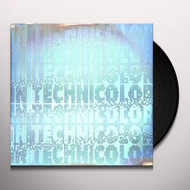Coma IN TECHNICOLOR Vinyl Record