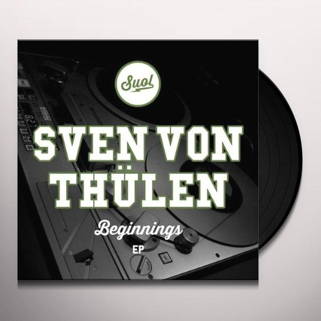 Sven Von Thlen BEGINNINGS Vinyl Record