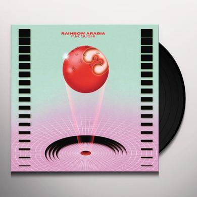 Rainbow Arabia F.M. SUSHI Vinyl Record