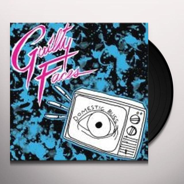 Guilty Faces DOMESTIC BLISS Vinyl Record