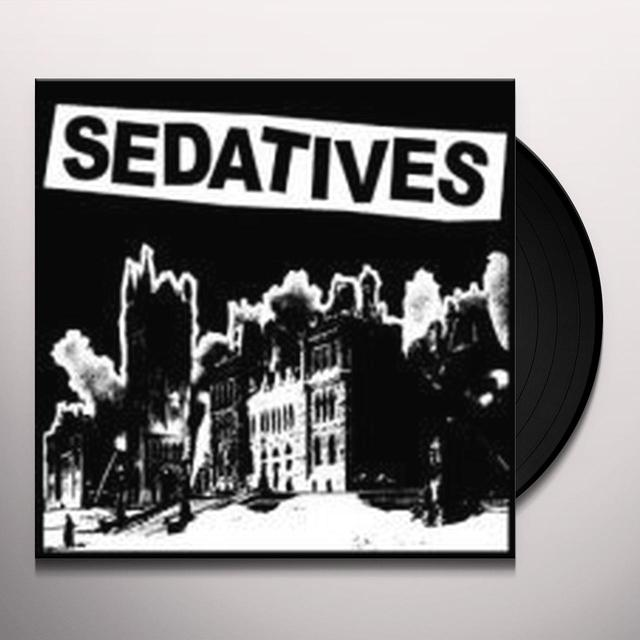 Sedatives SELF TITLED Vinyl Record