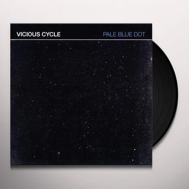Vicious Cycle PALE BLUE DOT Vinyl Record