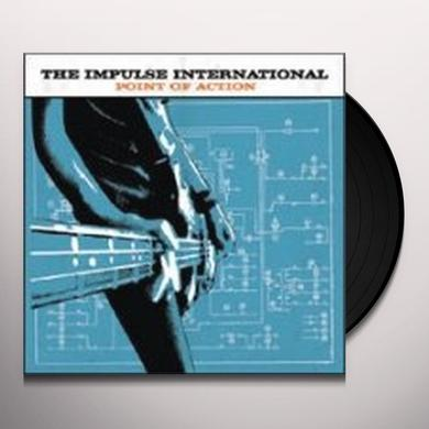 Impulse International POINT OF ACTION Vinyl Record