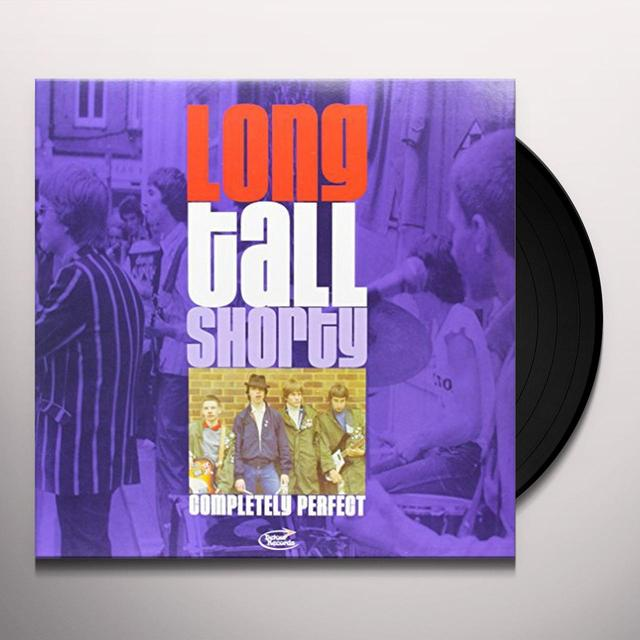 Long Tall Shorty COMPLETELY PERFECT Vinyl Record