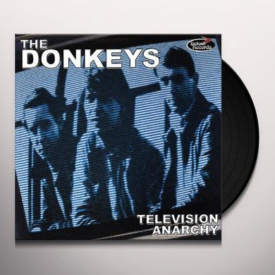 Donkeys TELEVISION ANARCHY (Vinyl)
